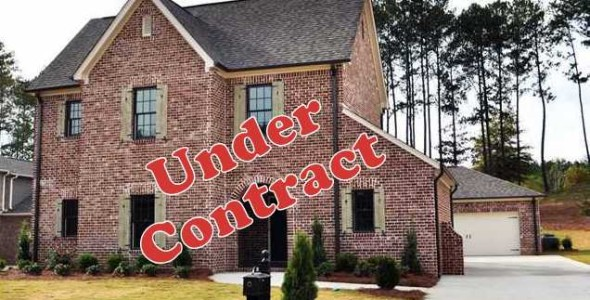 317 Kilkerran Lane under contract