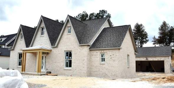 319 Kilkerran Land under construction