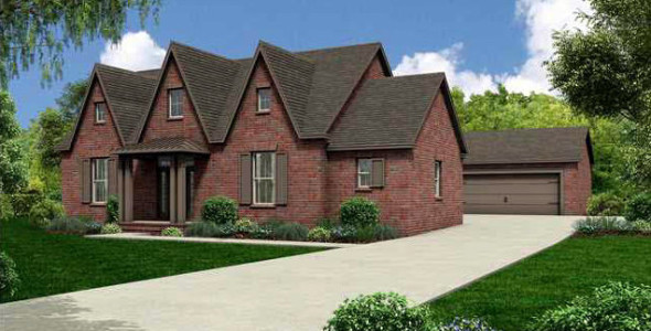 319 Kilkerran Lane proposed construction by Signature Homes