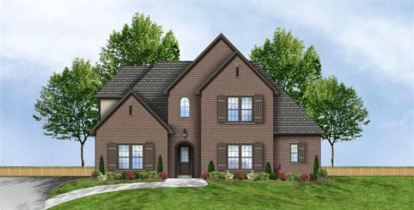 500 Riverwoods Landing The Arryn home rendering