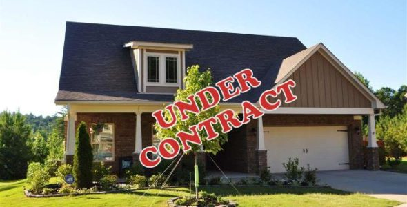 506 Chelsea Station Circle under contract