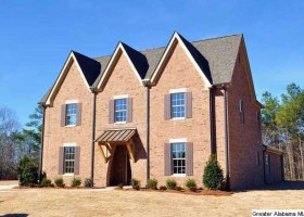 Stunning two story Old English style 3 car garage home