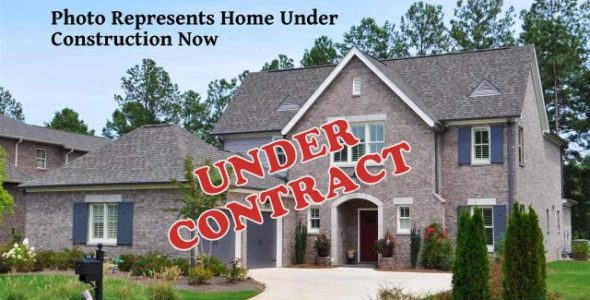 525 Riverwoods Landing under contract