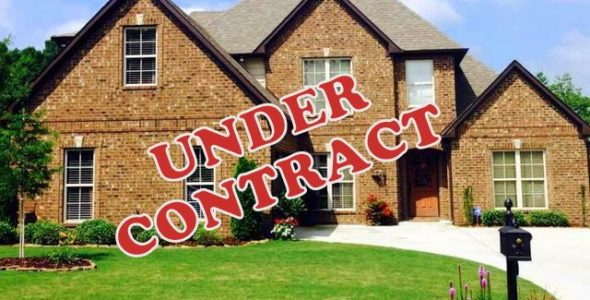 606 Park Lake Circle under contract