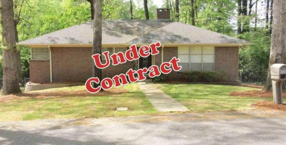 703 Forestwood Drive under contract