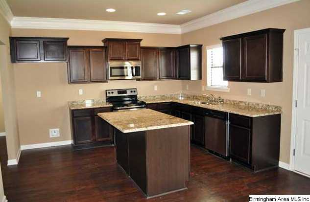 Counter Island a cook will love this kitchen will all the granite counter top