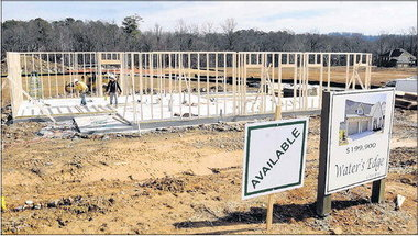 Birmingham Area Homebuilders may be Poised for Comeback