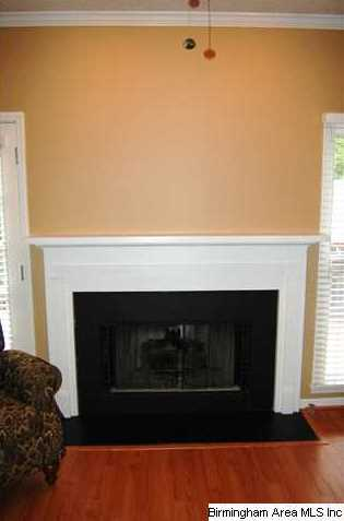Enjoy Cozy Nights In Front Of The Wood Burning Fireplace With Gas Starter Formal Mantel And