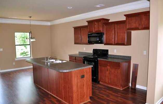 Breakfast Bar Kitchen Island