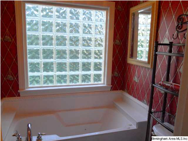 Jetted Garden Tub With Block