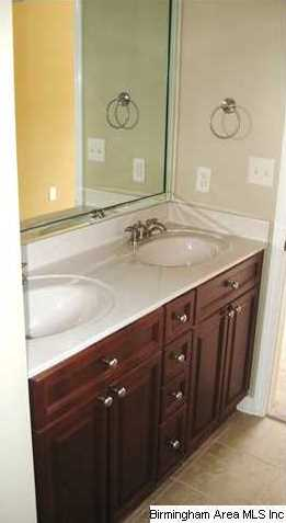 No Fighting Over A Sink Double Sinks Are Featured In A Raised Vanity Bath Also Features