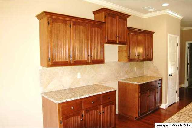 Other Features, Custom Made Cabinets, Granite, Ceramic Tile Backsplash And  Stainless Appliances (to Be Added)