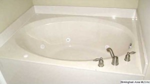 Relax In The Large Jetted Garden Tub. There Is Also A Separate Shower In  The Master Bath.
