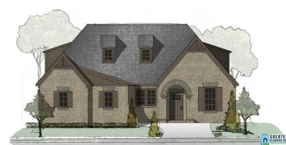 Rendering for 2036 Glen Iris Circle