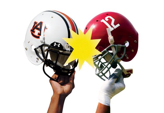 Surviving the Auburn/Alabama Madness