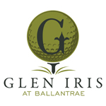 ballantrae glen iris logo square thumbnail with white background