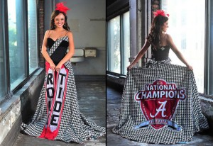 roll tide dress miss alabama
