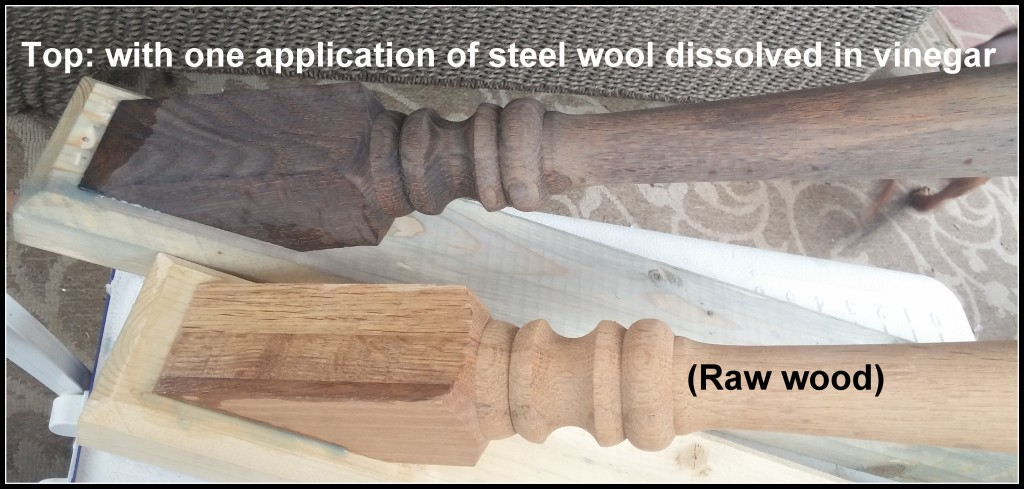 wood aging